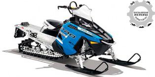 Polaris 600 RMK 155 2014