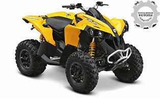 Can-Am Renegade 800R 2015