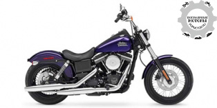 Harley-Davidson Dyna Street Bob 2014