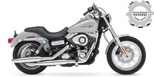 Harley-Davidson Dyna Super Glide Custom 2014
