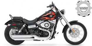 Harley-Davidson Dyna Wide Glide 2014
