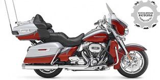 Harley-Davidson Electra Glide CVO Limited 2014