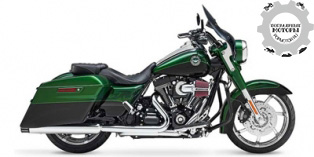 Harley-Davidson Road King CVO 2014