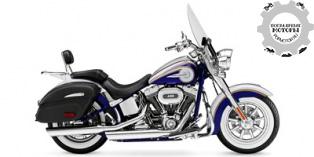 Harley-Davidson Softail CVO Deluxe 2014