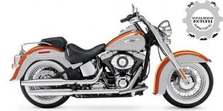 Harley-Davidson Softail Deluxe 2014
