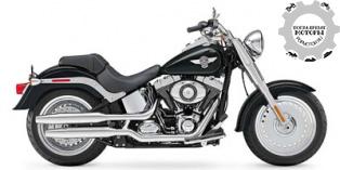 Harley-Davidson Softail Fat Boy 2014