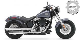 Harley-Davidson Softail Slim 2014