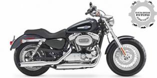 Harley-Davidson Sportster 1200 Custom 2014