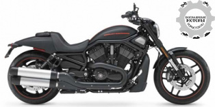 Harley-Davidson V-Rod Night Rod Special 2014
