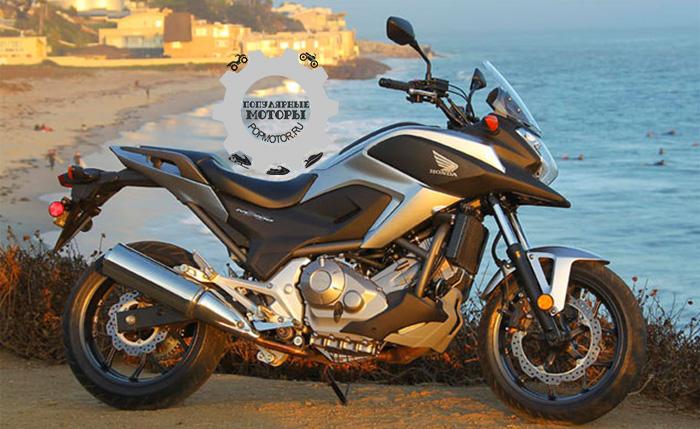 Фото мотоцикла Honda NC700X - фото 10 лучших мотоциклов для езды по городу