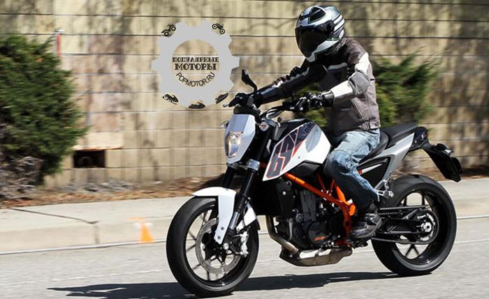 10 лучших мотоциклов для езды по городу