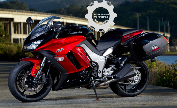 Фото мотоцикла Kawasaki Ninja 1000 - фото 10 лучших мотоциклов для езды по городу