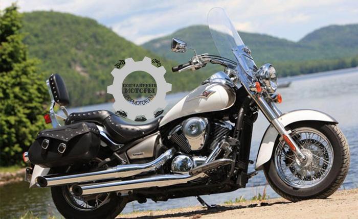 Фото мотоцикла Kawasaki Vulcan 900 LT - фото 10 лучших мотоциклов для езды по городу