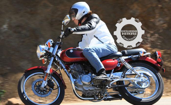 Фото мотоцикла Suzuki TU250X - фото 10 лучших мотоциклов для езды по городу