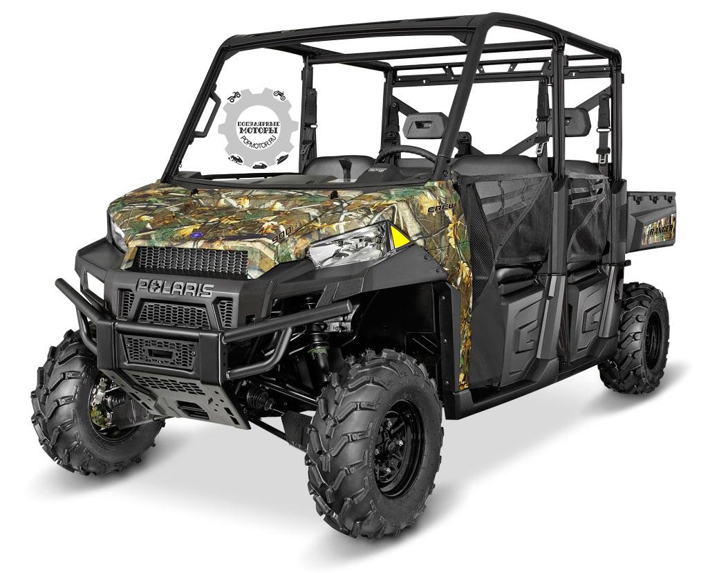 2015 Polaris Ranger 570 Full Size Diesel | 2017 - 2018 ...