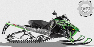 Arctic Cat M 8000 153 2015