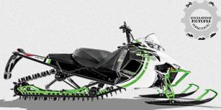 Arctic Cat M 8000 Limited 153 2015