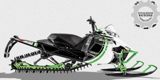Arctic Cat M 8000 Limited ES 153 2015