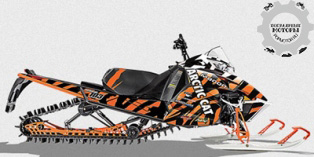 Arctic Cat M 8000 Rob Kincaid Special Edition 153 2015