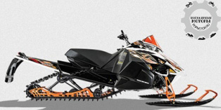 Arctic Cat XF 6000 Cross Country 2015