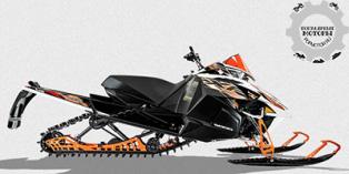 Arctic Cat XF 8000 Cross Country 2015