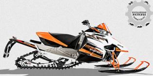 Arctic Cat XF 8000 Sno Pro 2015