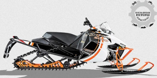 Arctic Cat XF 9000 Cross Country Limited 2015