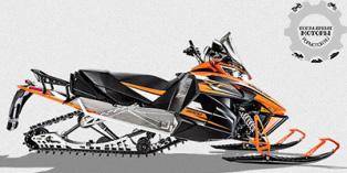 Arctic Cat XF 9000 CrossTour 2015