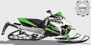 Arctic Cat ZR 6000 Sno Pro 2015