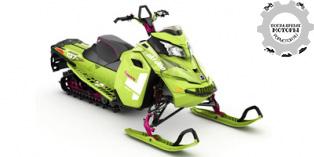 Ski-Doo Freeride 137 800R E-TEC 2015