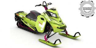 Ski-Doo Freeride 146 800R E-TEC 2015