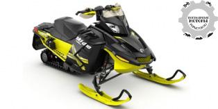 Ski-Doo MXZ X 1200 4-TEC 2015