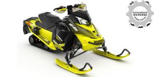 Ski-Doo MXZ X 600 H.O. E-TEC 2015