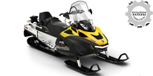 Ski-Doo Skandic WT 600 H.O. E-TEC 2015
