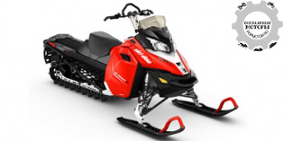 Ski-Doo Summit SP 600 H.O. E-TEC 2015