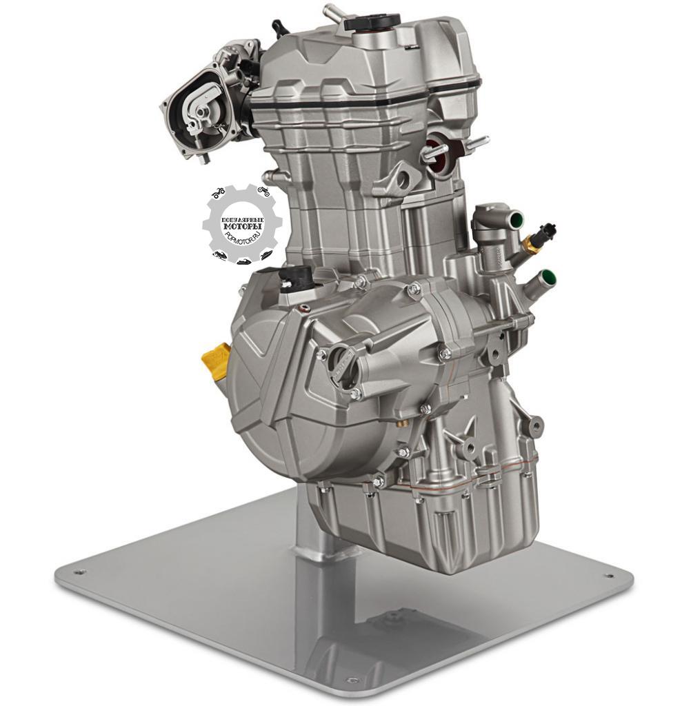 Двигатель ProStar ETX 2015