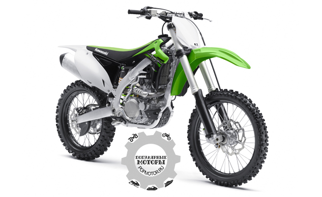 Анонс мотоциклов Kawasaki KX450F и KX250F 2015 года