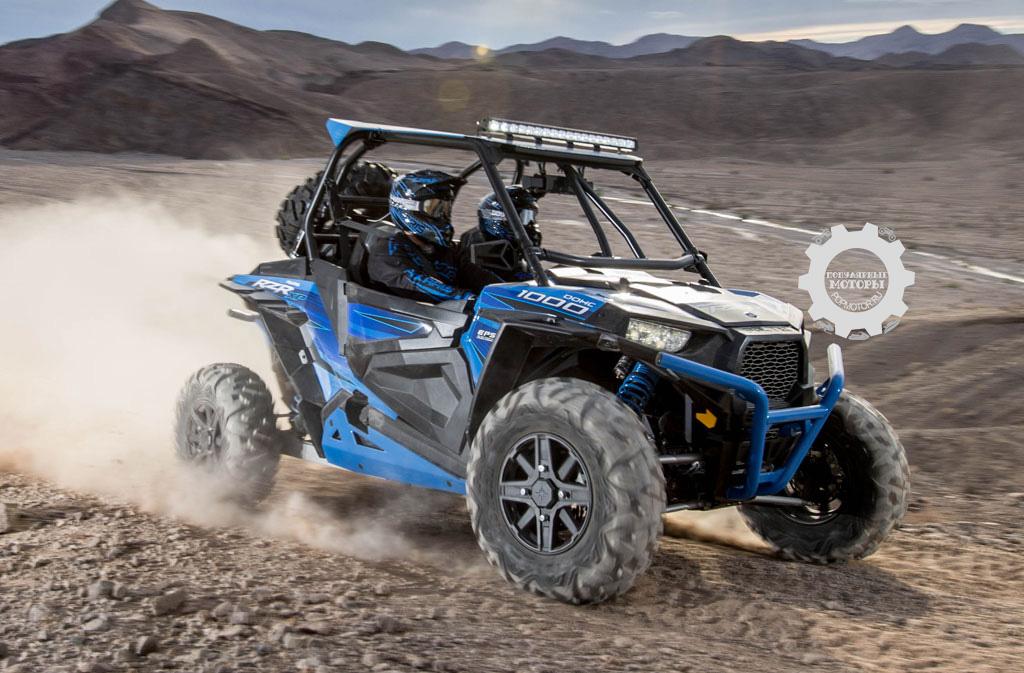 RZR XP 1000 Desert Edition 2015