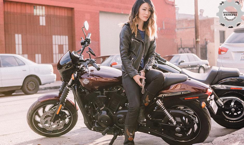 Harley Davidson Street 500 2015 характеристики отзывы