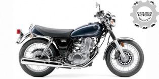 Yamaha SR400 2015