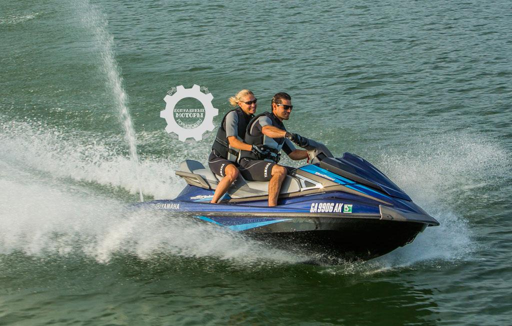 VX Cruiser может похвастаться многоуровневым и очень удобным сиденьем.