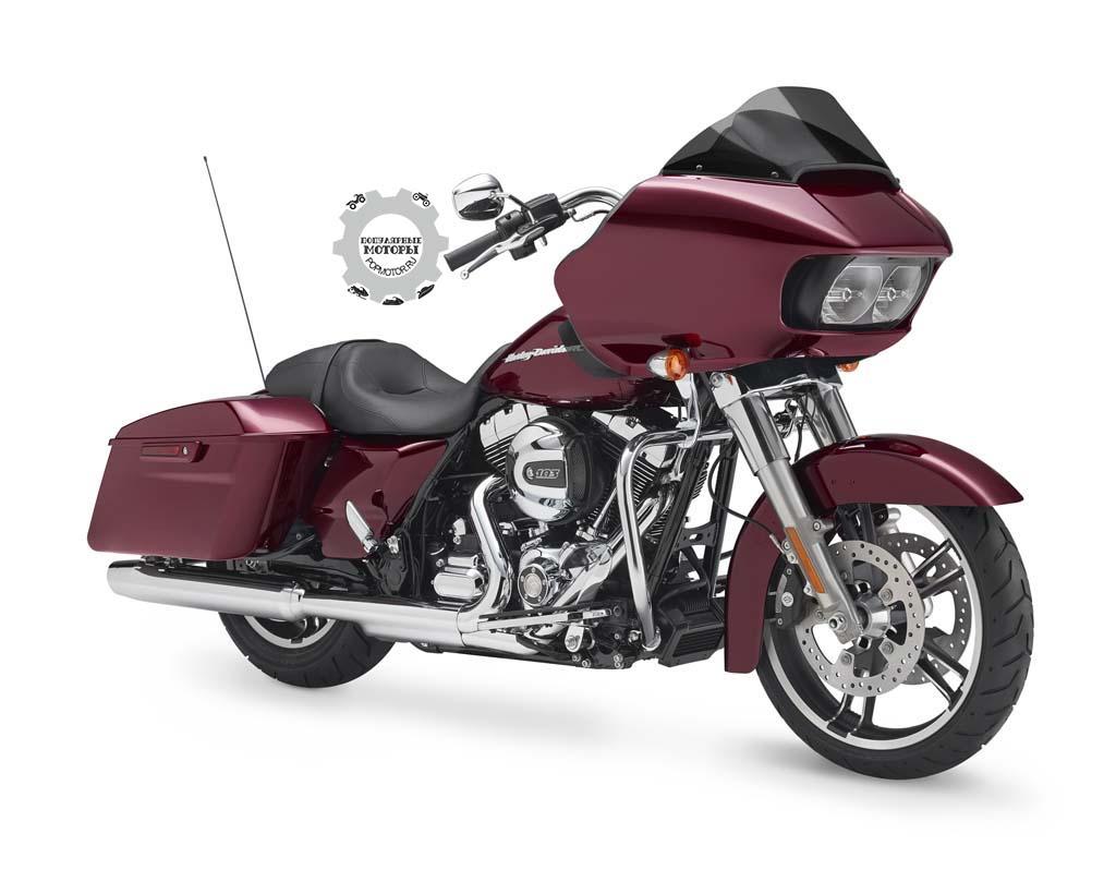 Анонс мотоцикла Harley-Davidson Road Glide 2015