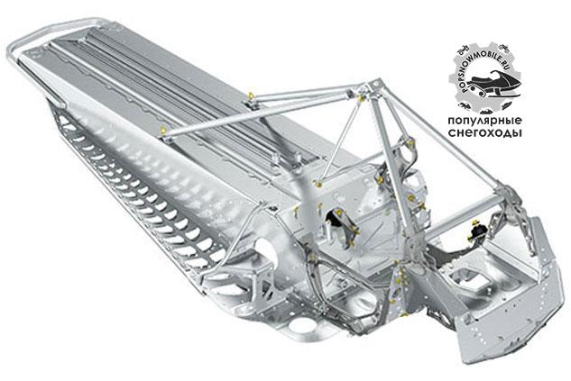 Платформа REV-XU с модели Expedition привнесла в утилитарный сегмент новую водительскую посадку и эргономику.
