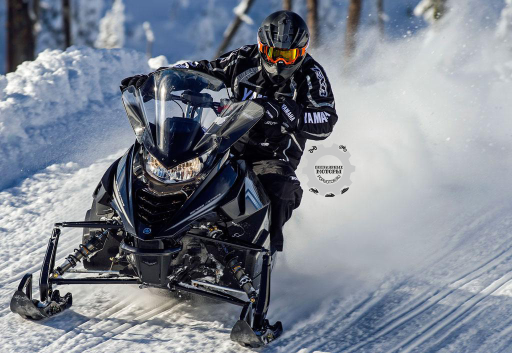 Обзор снегохода Yamaha Viper L-TX DX 2015