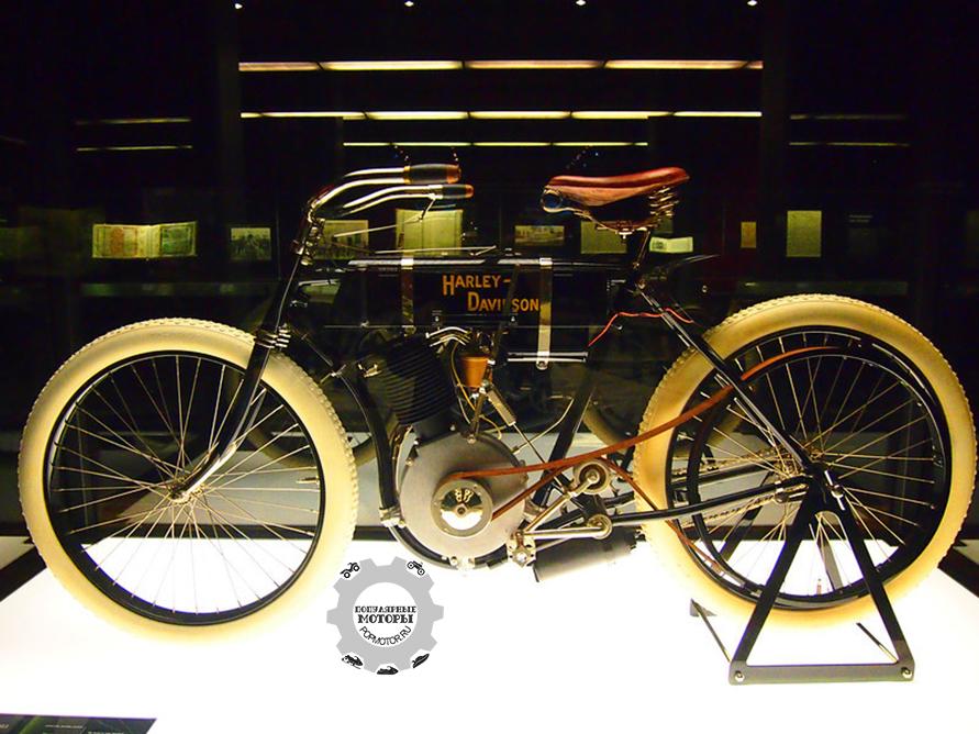 Фото 10 малоизвестных фактов о Harley-Davidson с 1903 года