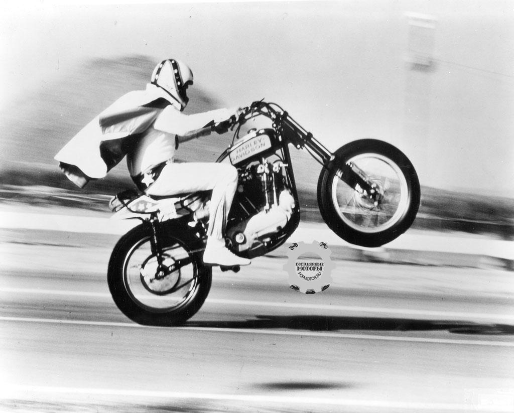 10 малоизвестных фактов о Harley-Davidson