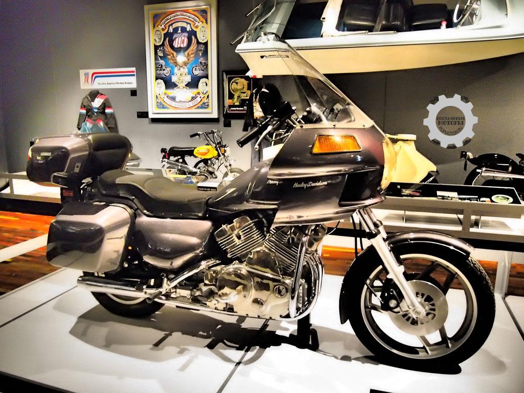 Фото 10 малоизвестных фактов о Harley-Davidson - Nova