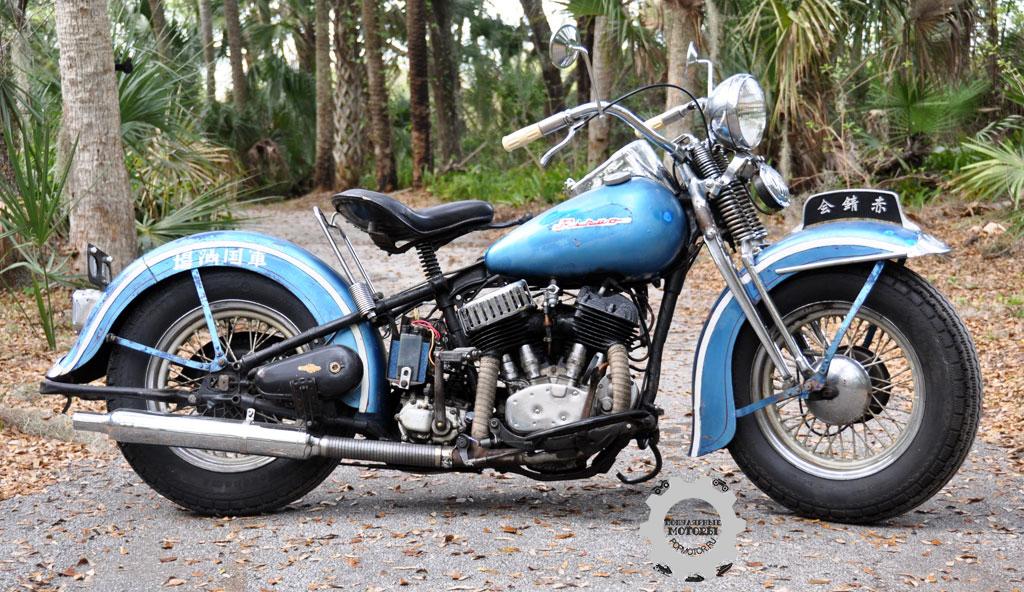 Фото 10 малоизвестных фактов о Harley-Davidson - Rikuo