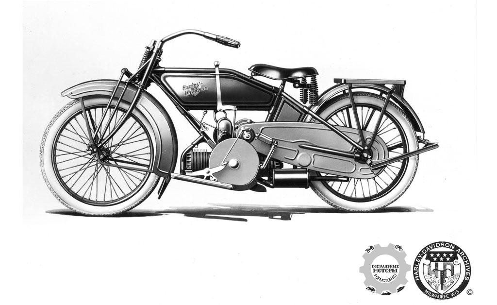 Фото 10 малоизвестных фактов о Harley-Davidson - WSport