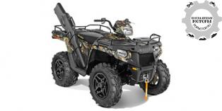 Polaris Sportsman 570 SP Hunter Edition 2015